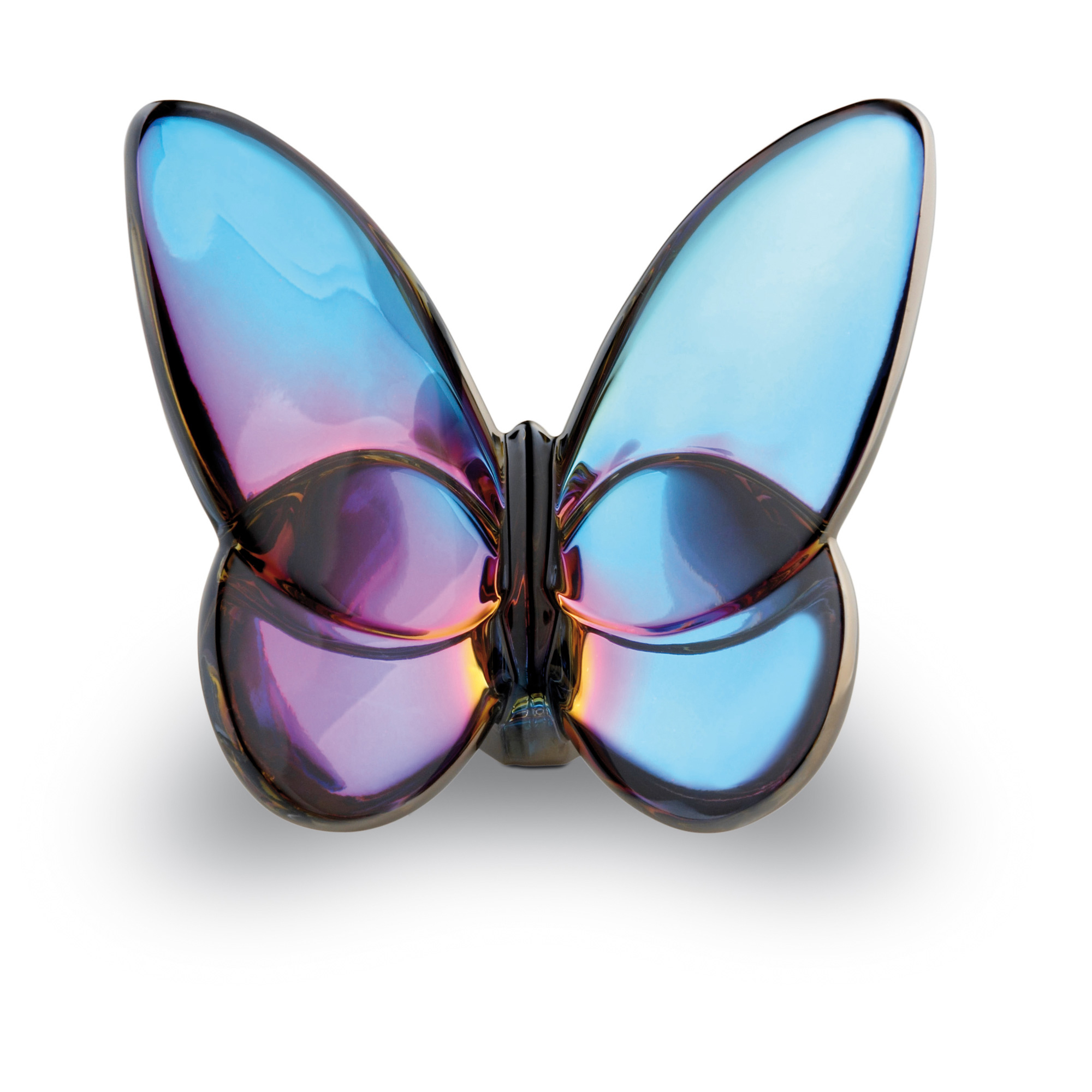 Baccarat Lucky Butterfly, Blue Scarabee