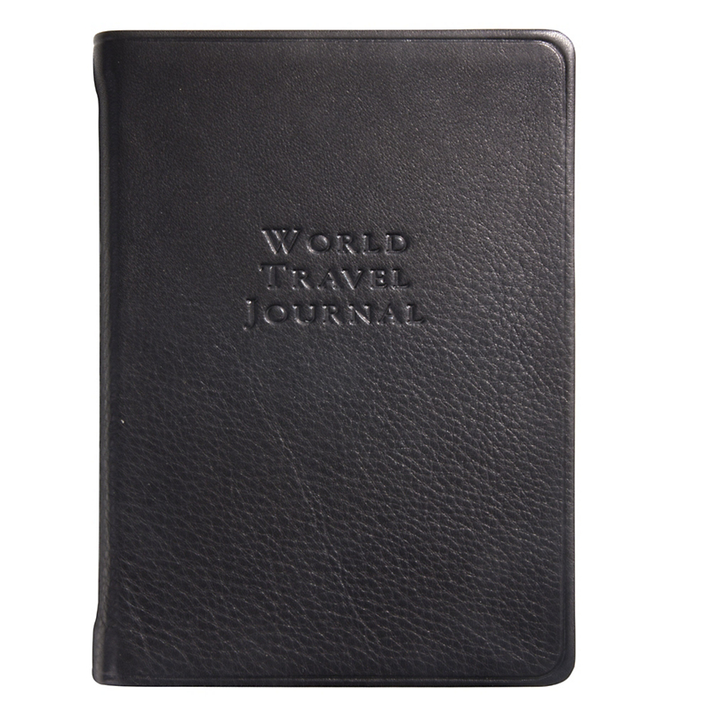 Graphic Image World Travel Journal