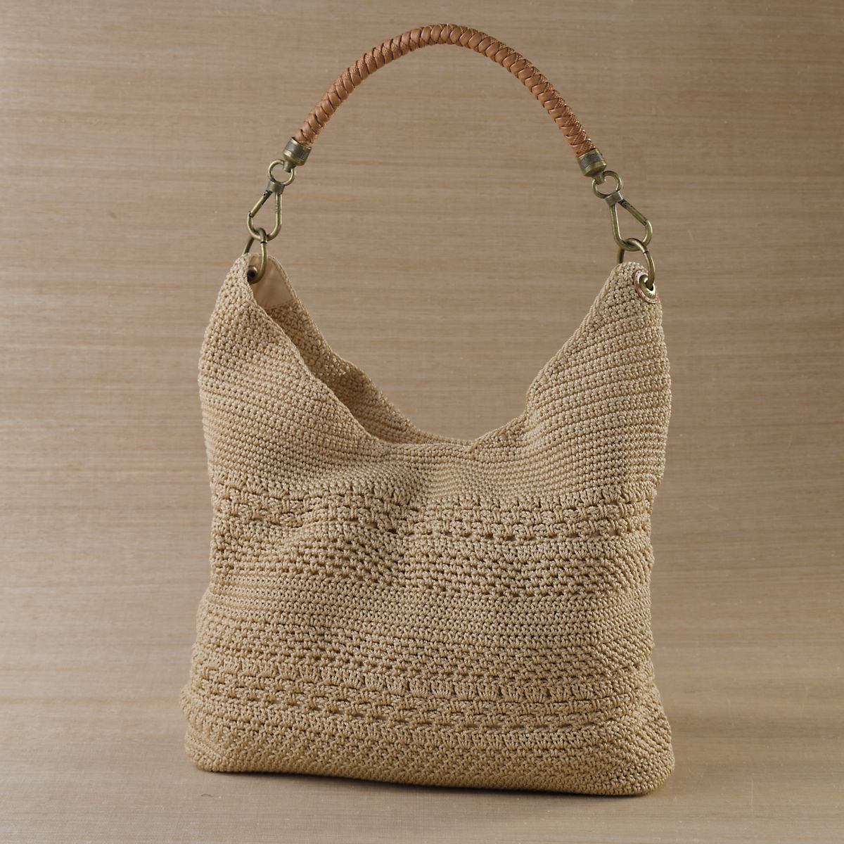 Crochet Bucket Bag : ... accessories accessories handbags rolling bags crochet bucket bag