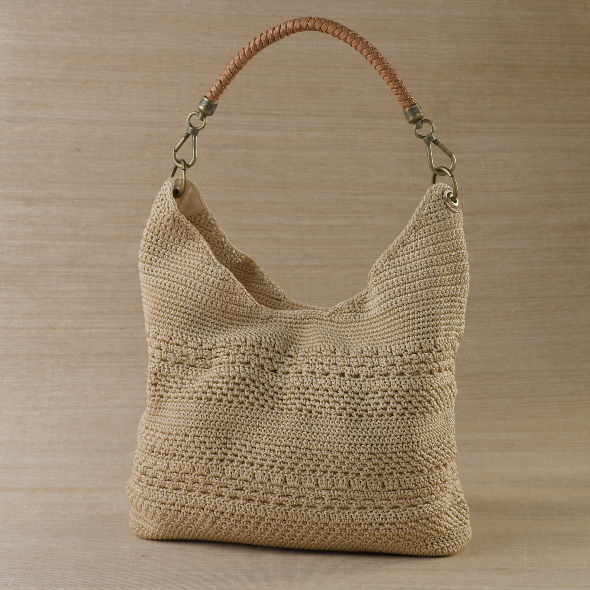 Crochet Pattern For Bucket Bag : Crochet Bucket Bag Gumps