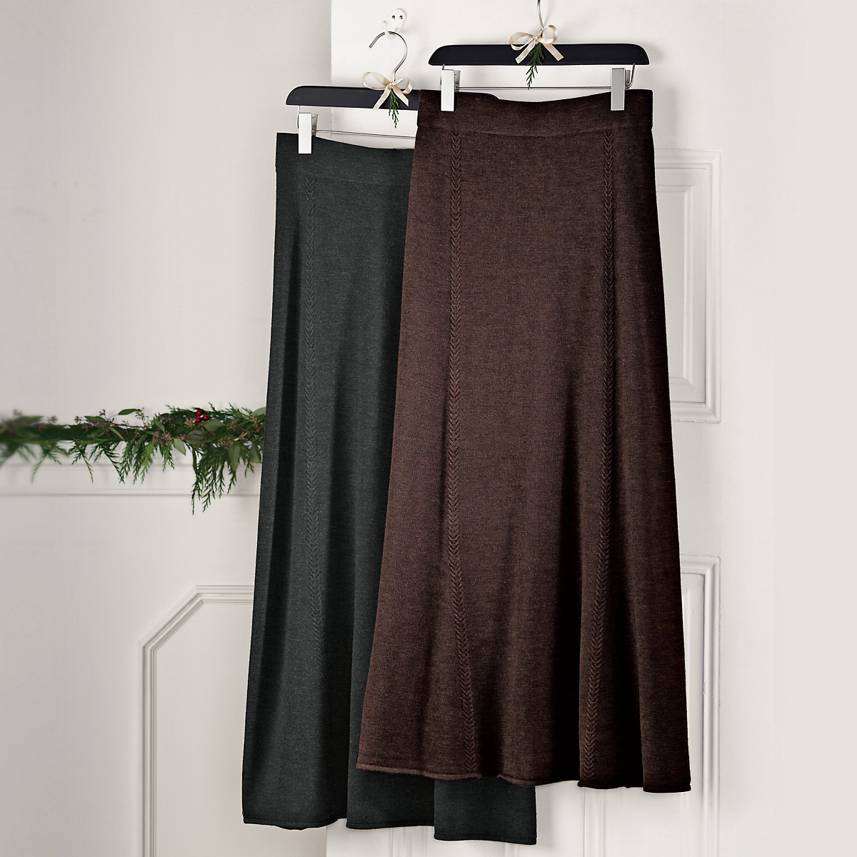 Claudia Knit Skirt