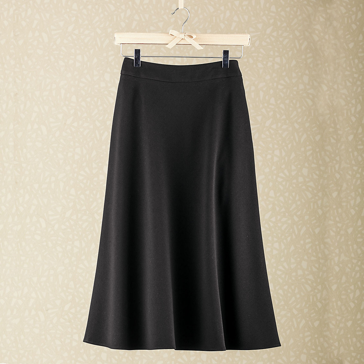 Stretch Flutter Skirt