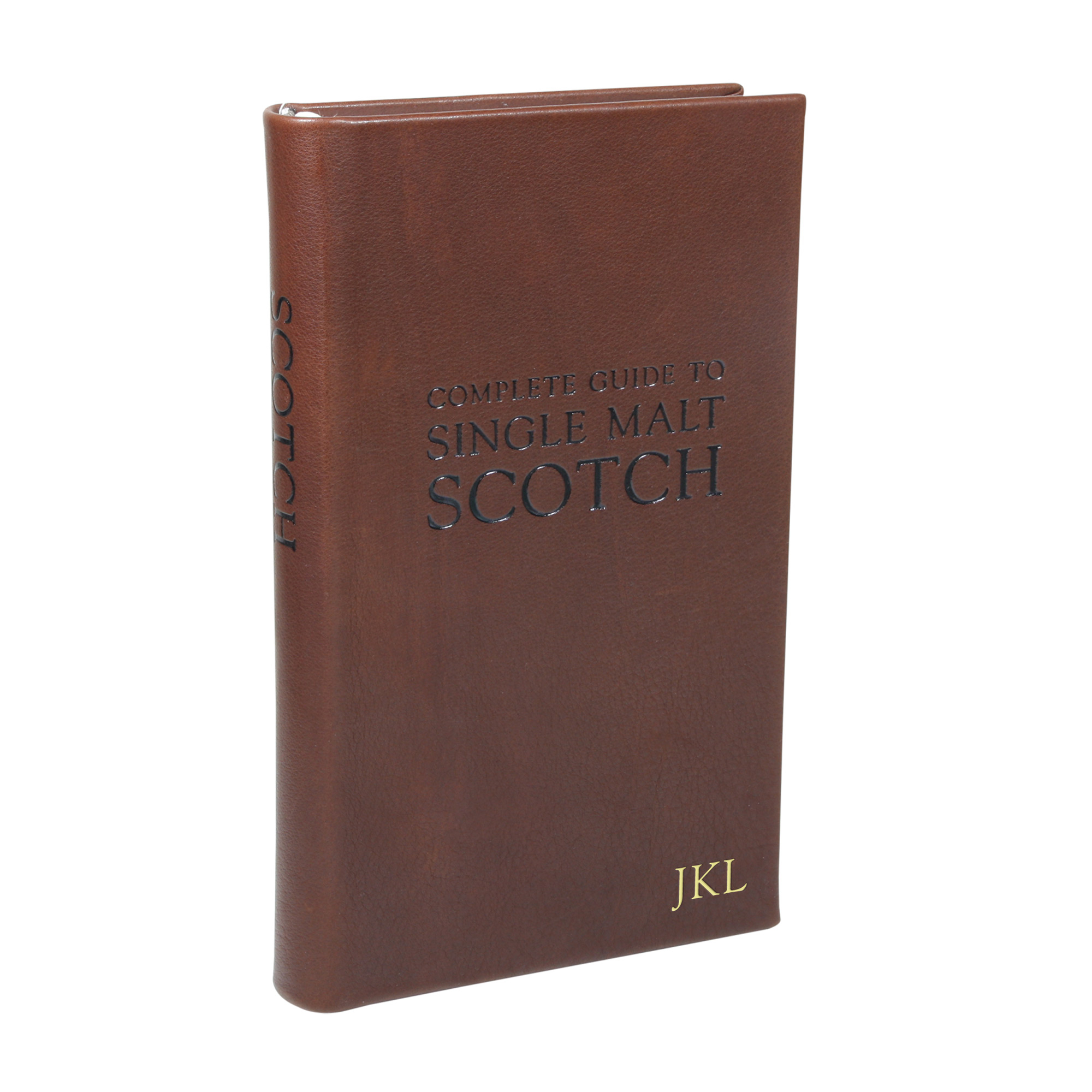 Graphic Image Personalized The Complete Guide to Single Malt Scotch