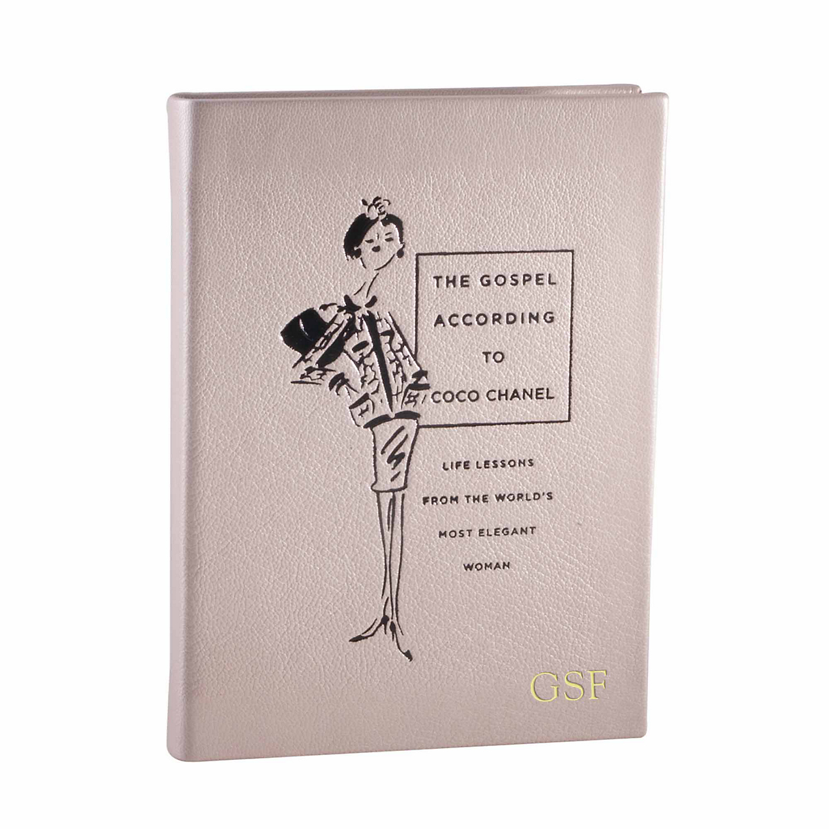 Graphic Image Personalized The Gospel According To Coco Chanel