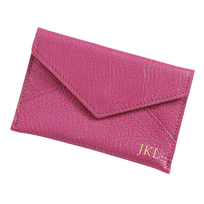 Graphic Image Personalized Small Envelope