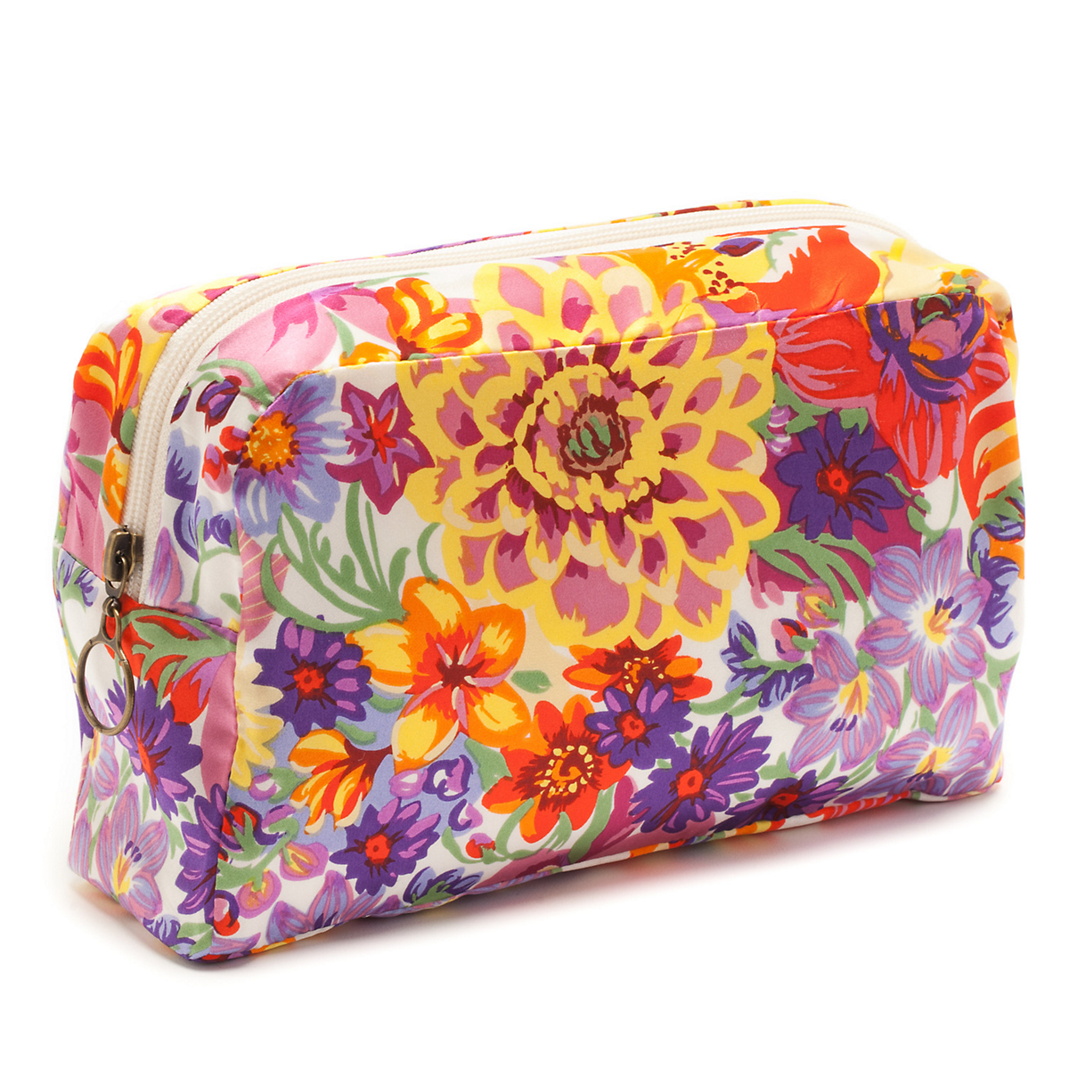 Elizabeth W Bouquet Toiletry Bag
