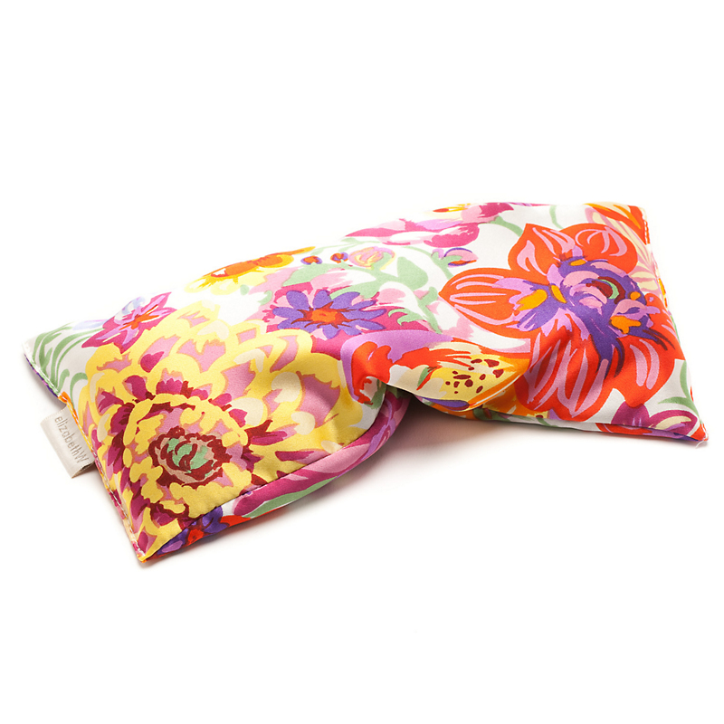 Elizabeth W Lavender Bouquet Eye Pillow