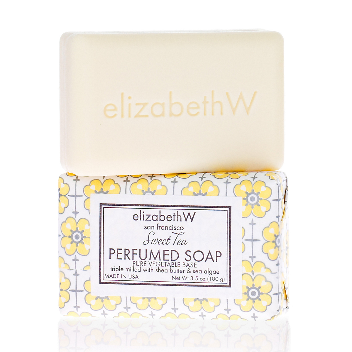 Elizabeth W Sweet Tea Bar Soap