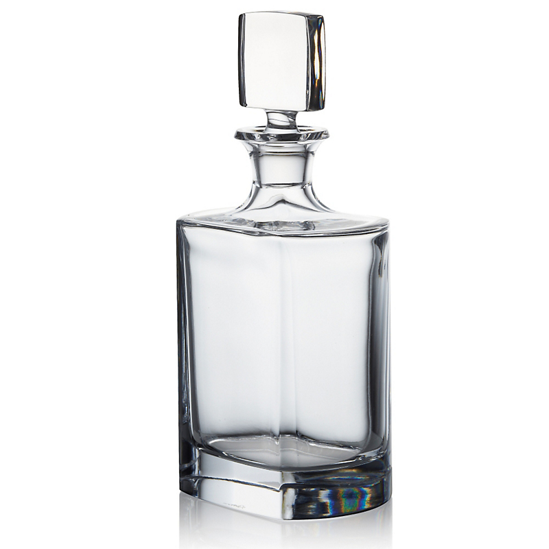 Rogaska Manhattan Whiskey Decanter