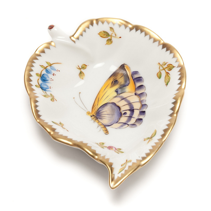 Anna Weatherley Butterfly Ring Dish