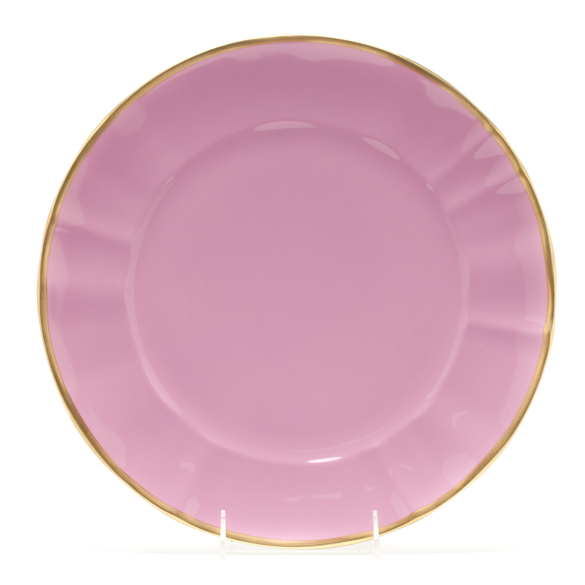 Anna Weatherley Pink Charger