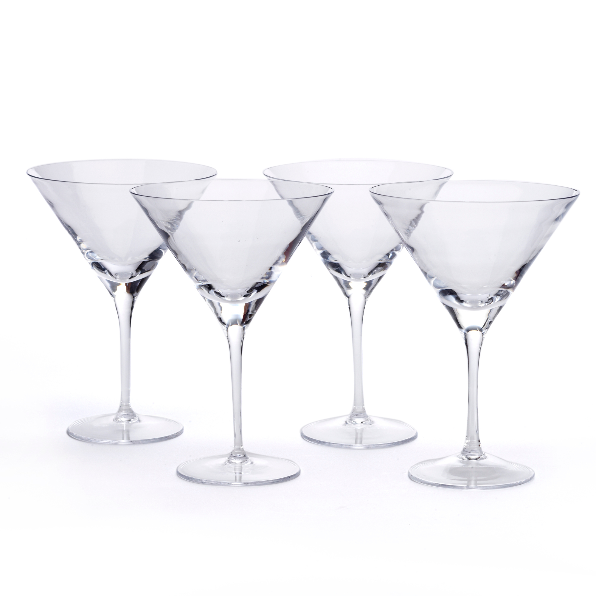 Gump's Martini Glasses, Set of 4