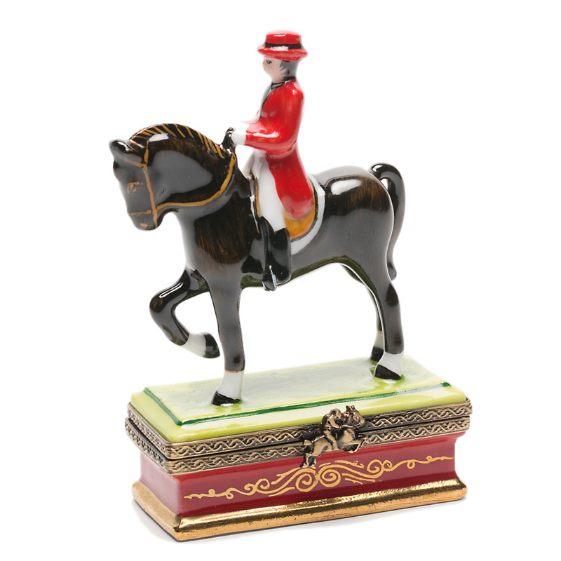 Limoges Equestrian box