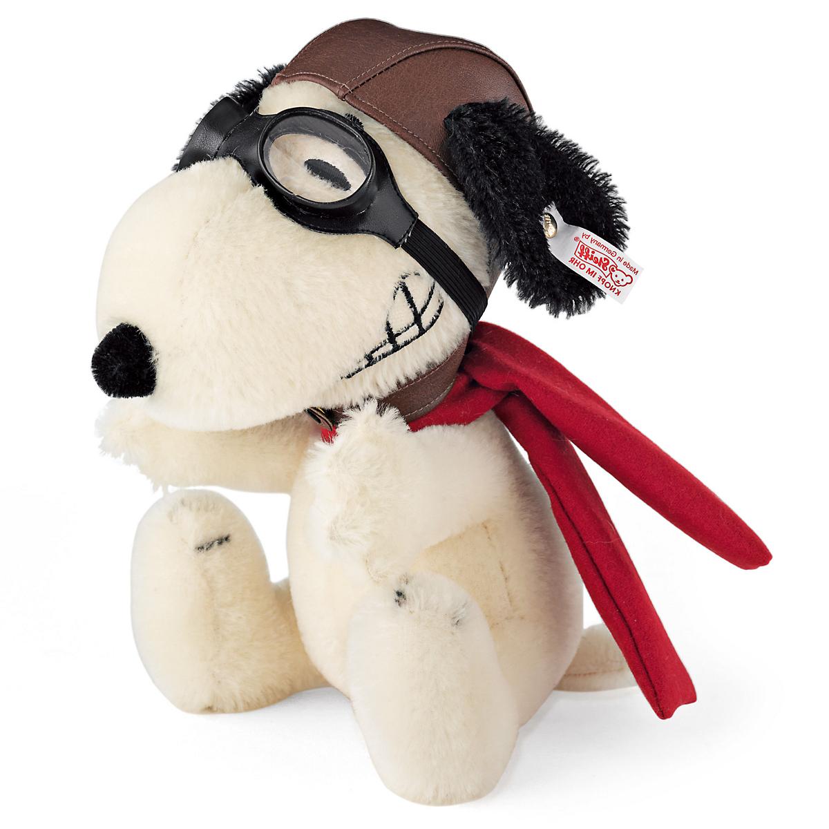 Steiff Pilot Snoopy Gump S