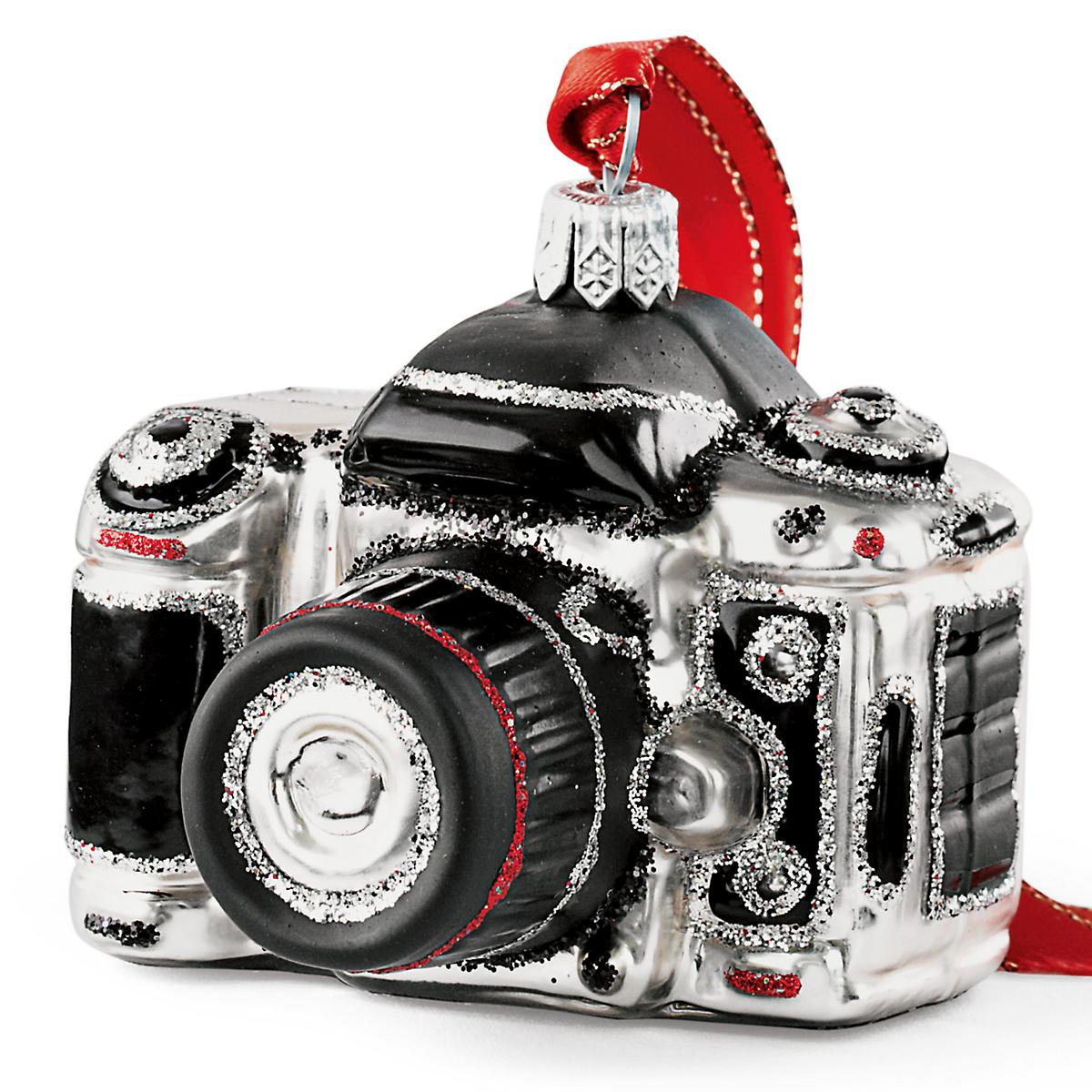 Roman Camera Christmas Ornament | Gump's