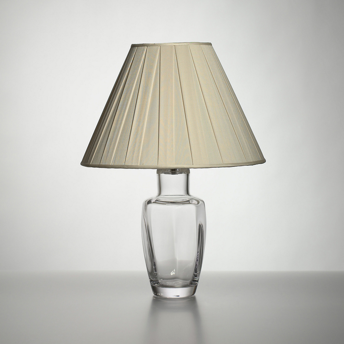 Simon Pearce Fairlee Table Lamp, Small