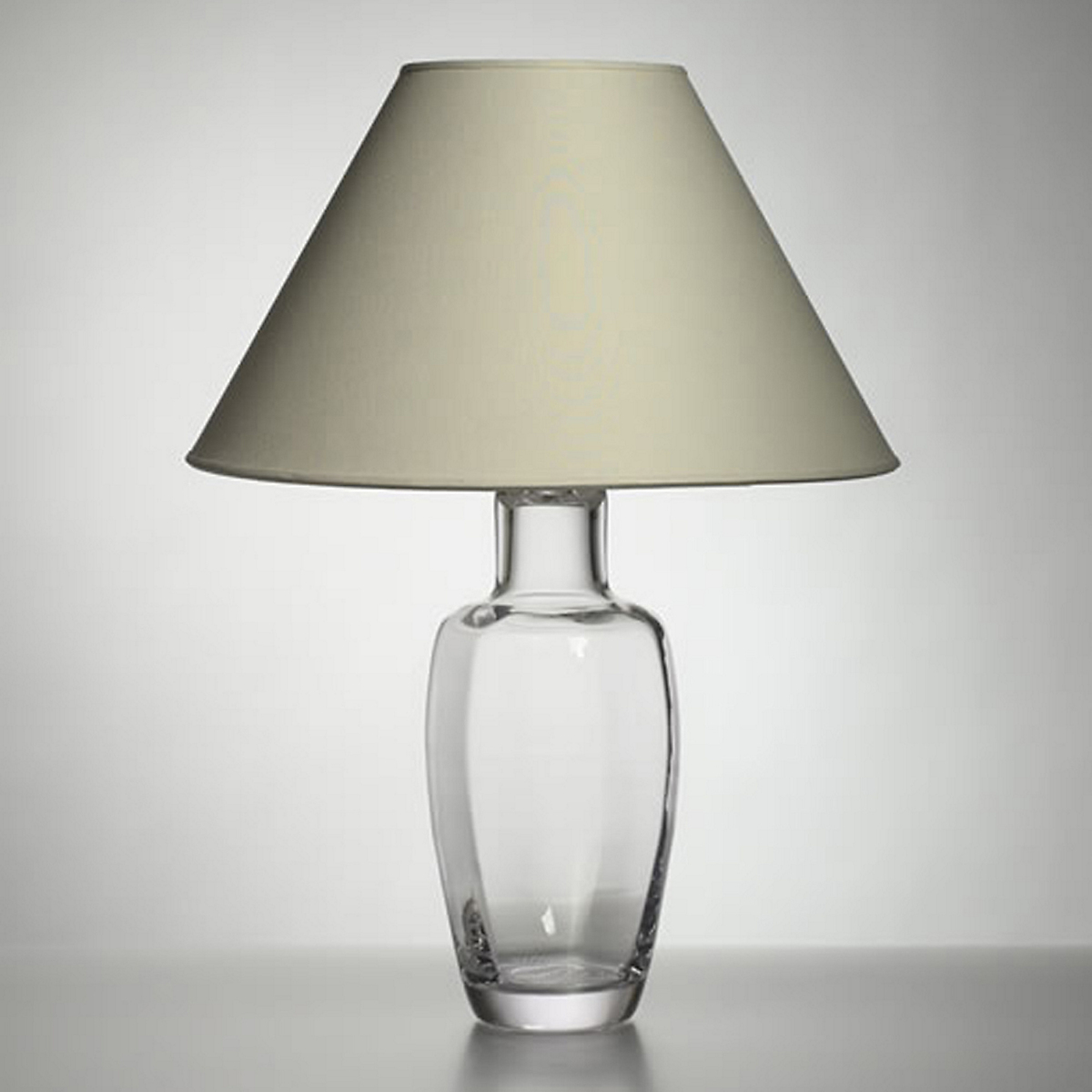 Simon Pearce Fairlee Table Lamp, Tall