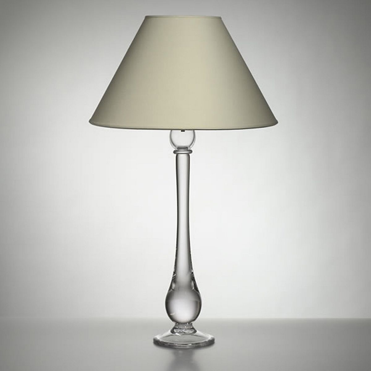Simon Pearce Pomfret Table Lamp, Tall