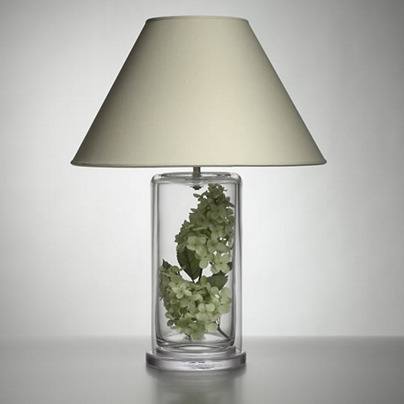 Simon Pearce Nantucket Table Lamp, Large