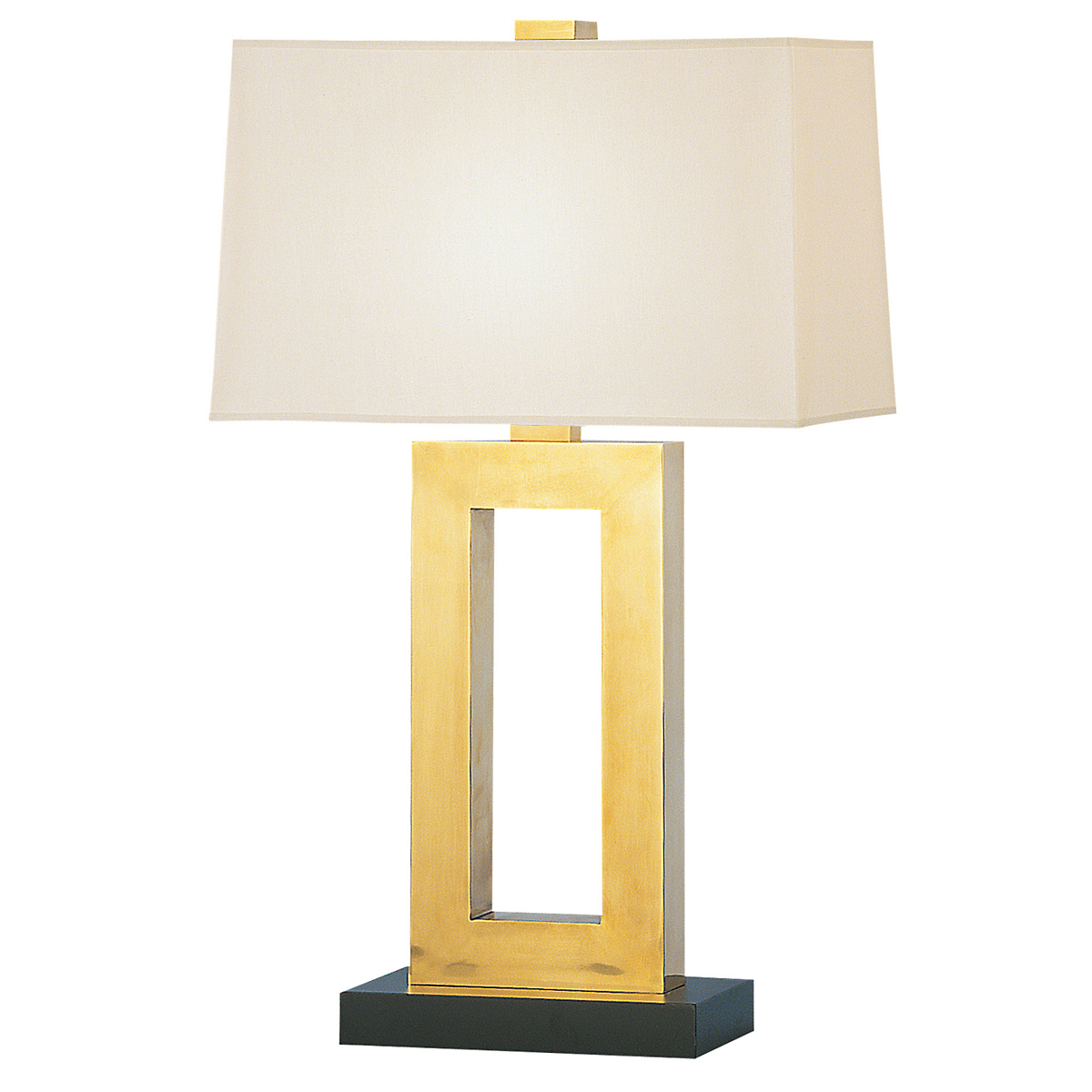 Dionne Table Lamp, Brass