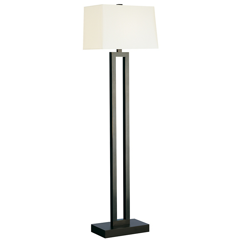 Dionne Floor Lamp, Bronze