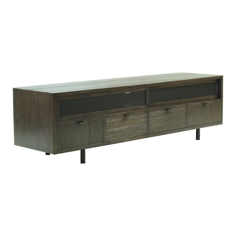 "Maria Yee Calistoga 82"" Media Cabinet"