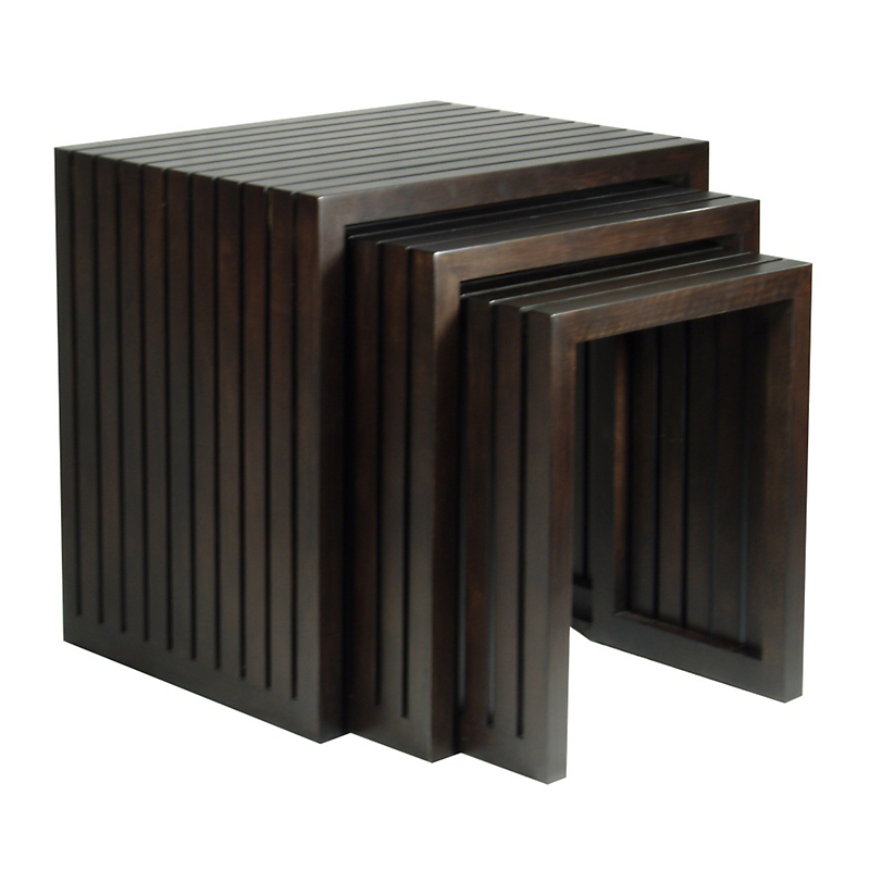 Maria Yee Metro Nesting Tables, Set of 3