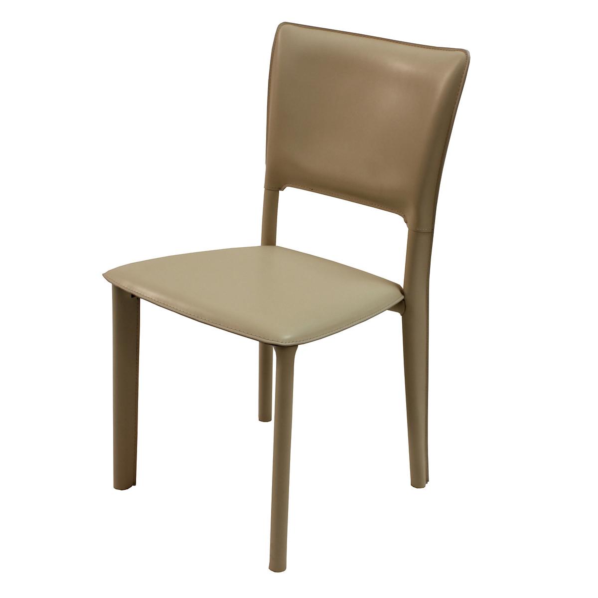 Maria Yee Metro Leather Chair