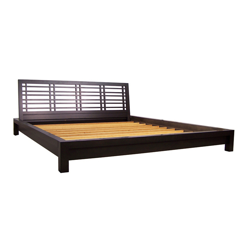 Maria Yee Mondo Low Platform Bed