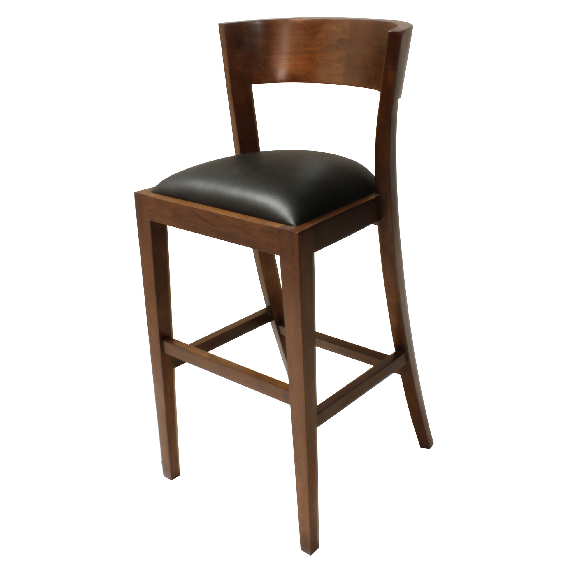 Maria Yee Montecito Round Bar Chair