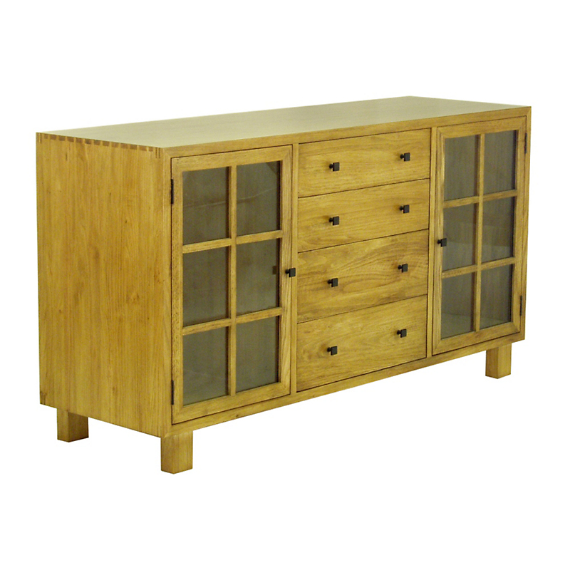 Maria Yee Ojai 4-Drawer Sideboard