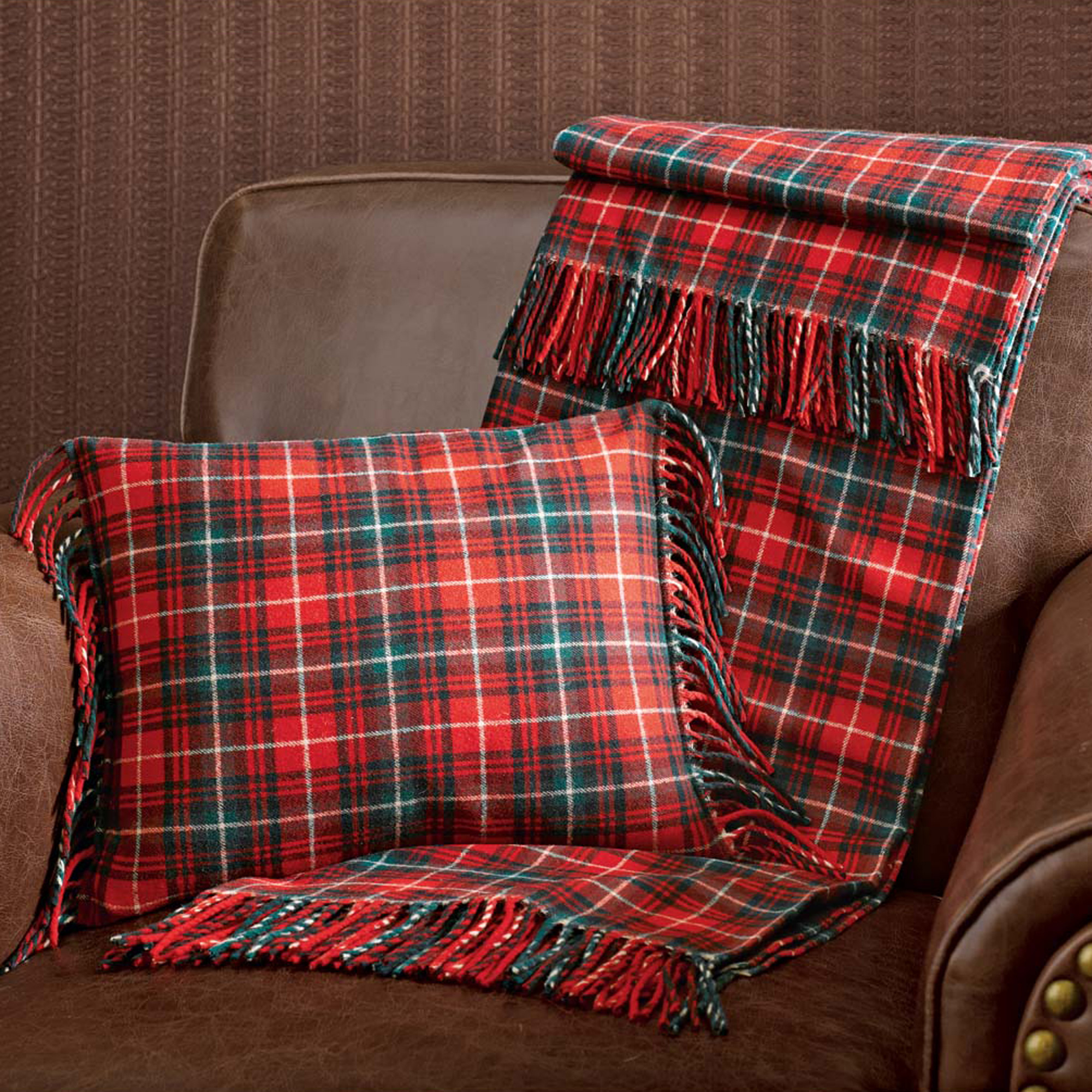 Throw Pillows Home : Highlands Pillow & Throw Gump s