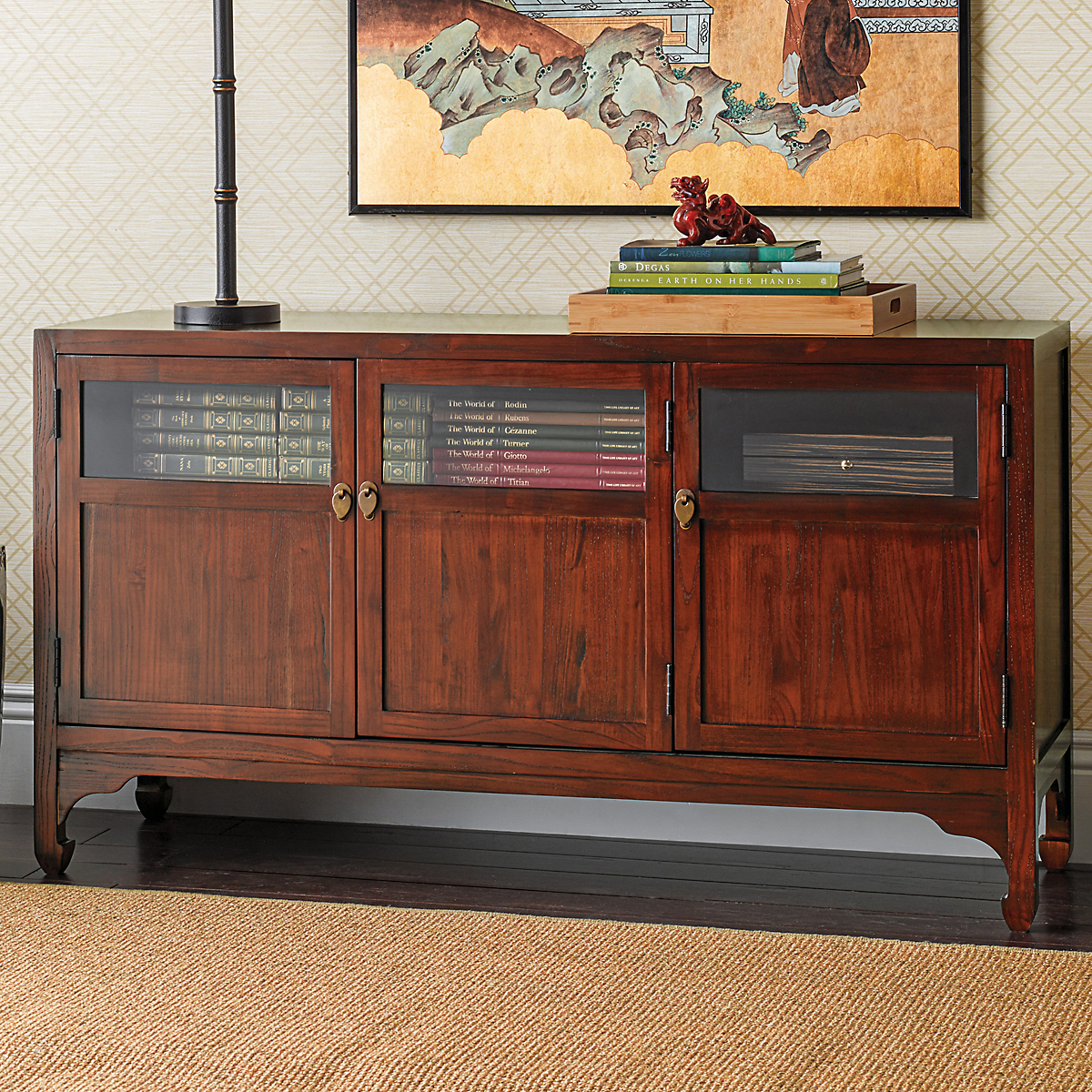 Maria Yee Ming Console