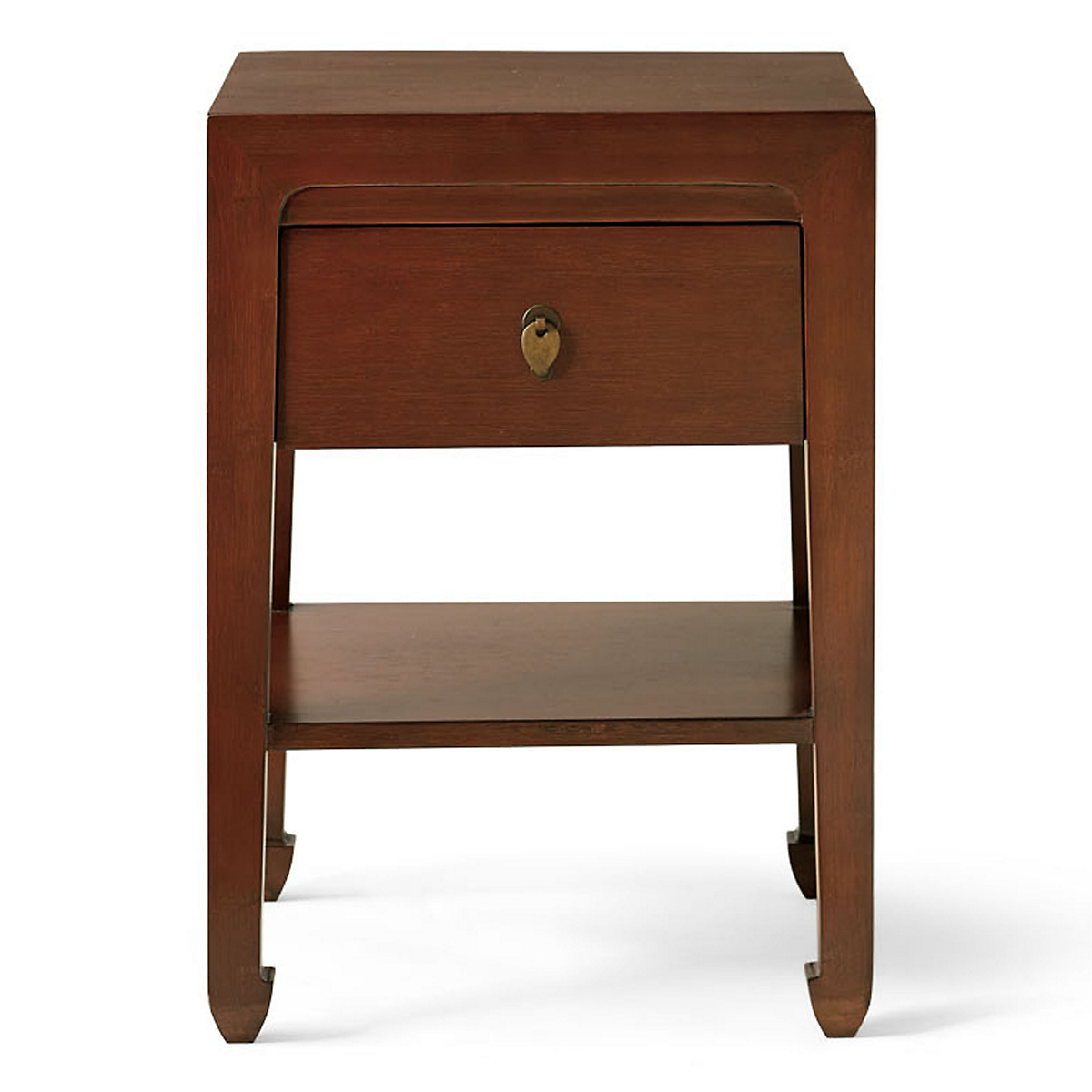 Maria Yee Ming 1 Drawer Side Table