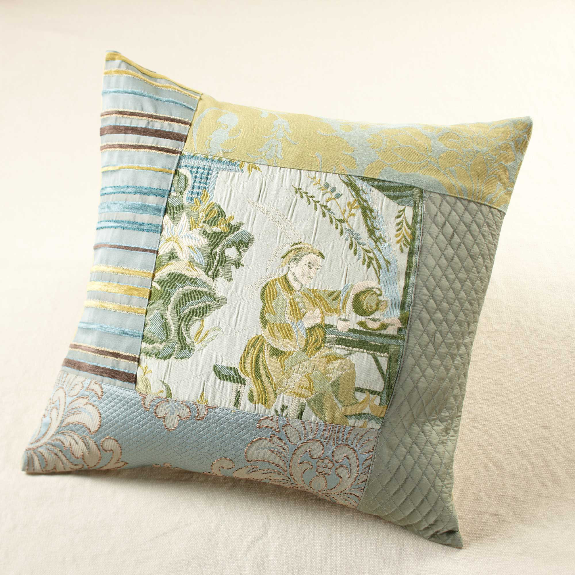 Throw Pillows Home : Simona Pillow Gump s