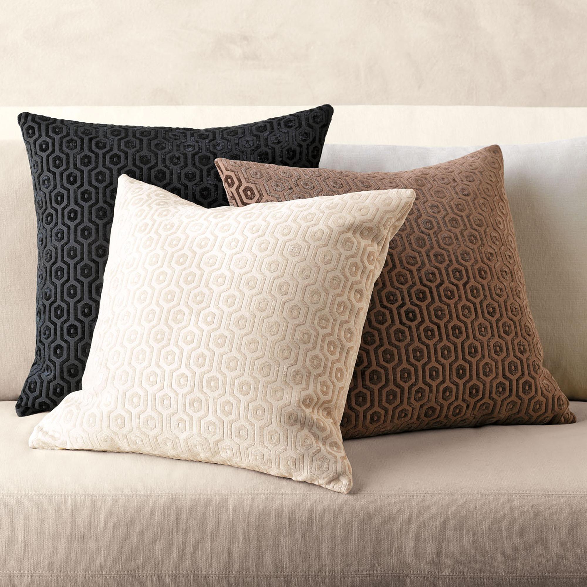 Throw Pillows Home : Geo Pillows Gump s