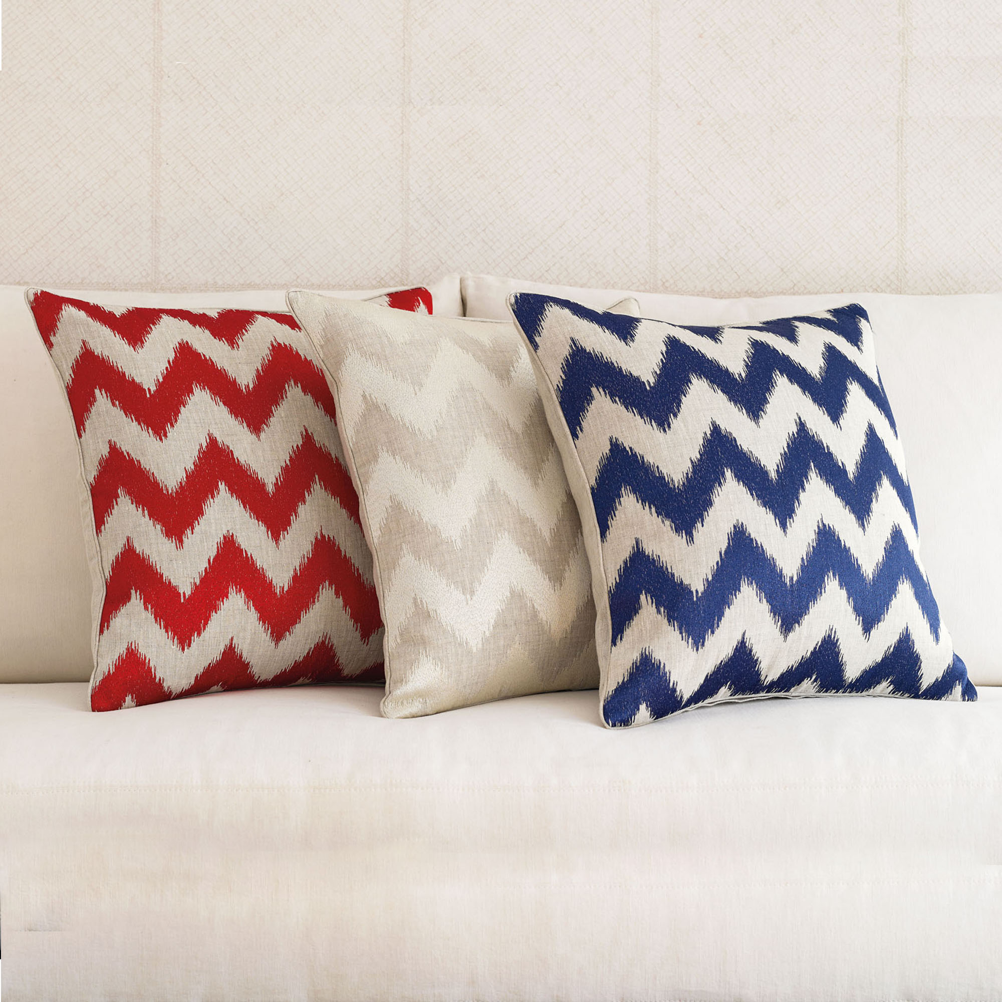 Chevron Pattern Pillow