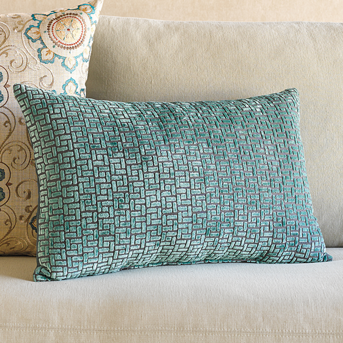 Mirabella Peninsula Lumbar Pillow