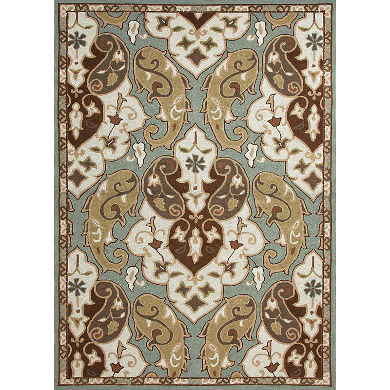 Barcelona Indoor / Outdoor Rug, Hoja
