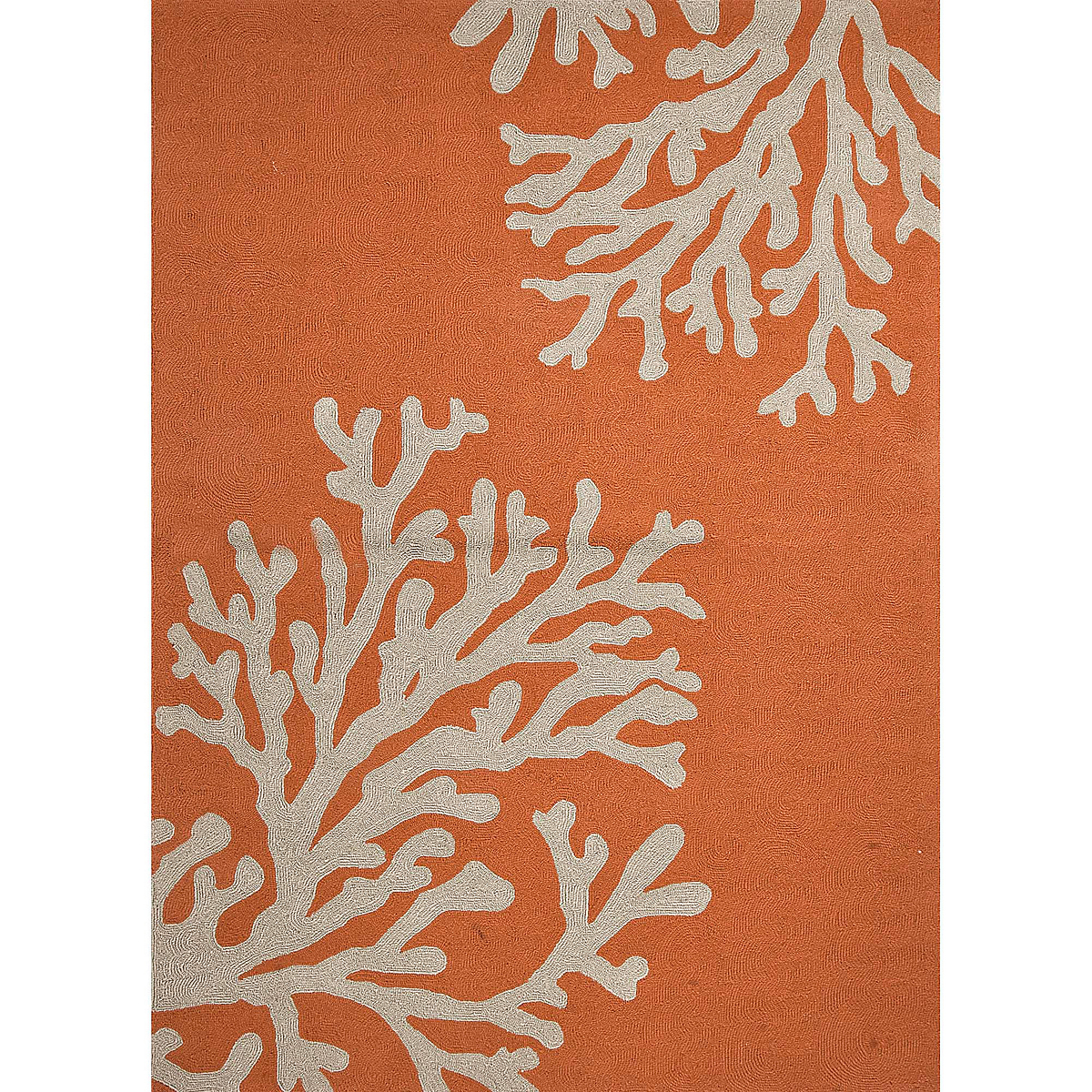 Arcadia Indoor / Outdoor Rug, Orange