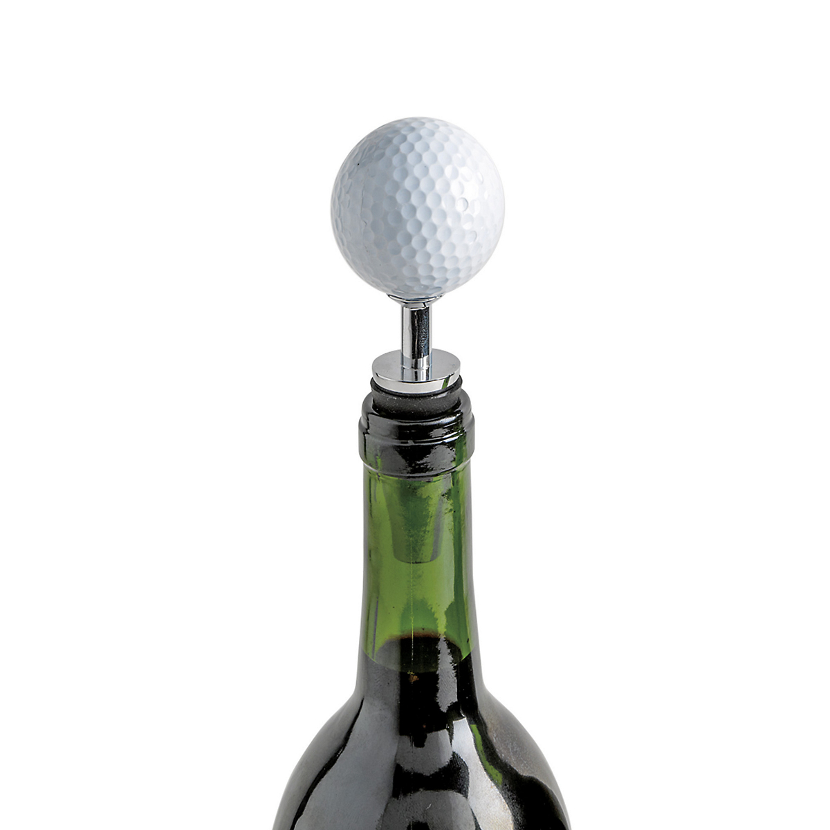 Ultimate Driver Golf Ball Bottle Stopper