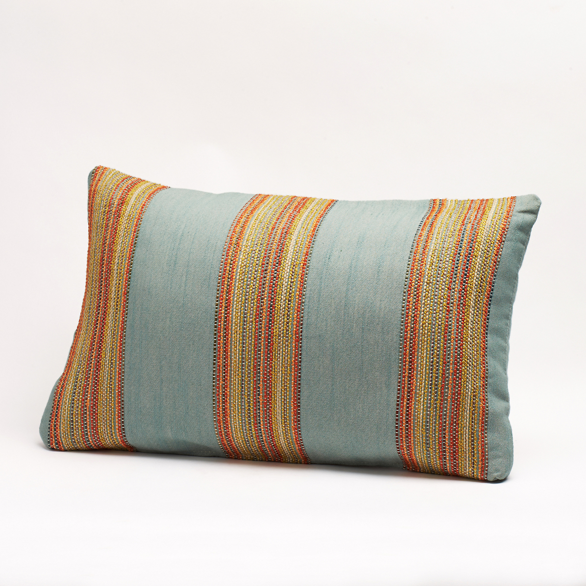Stripe Lumbar Pillow