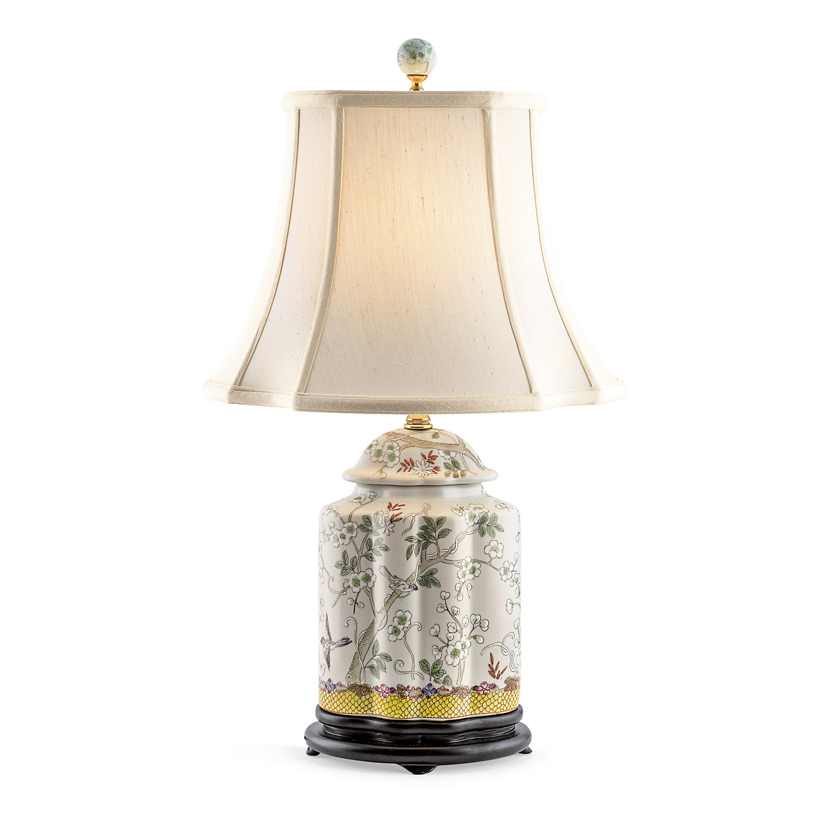Jardins Tea Jar Lamp
