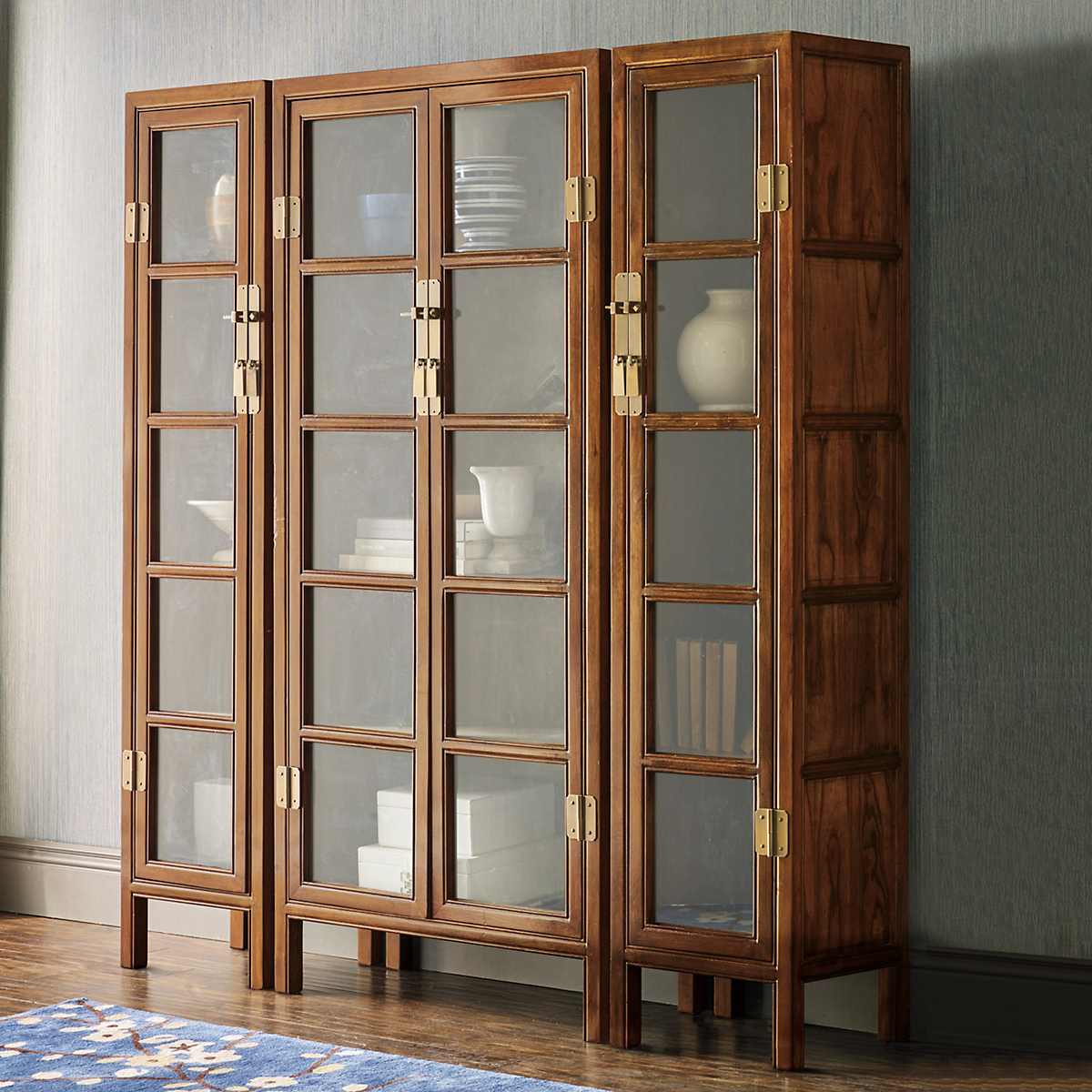 Richardson Cabinets, Brown
