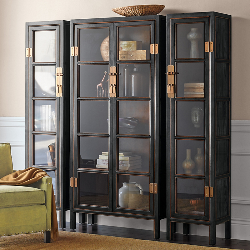 Richardson Cabinets, Black