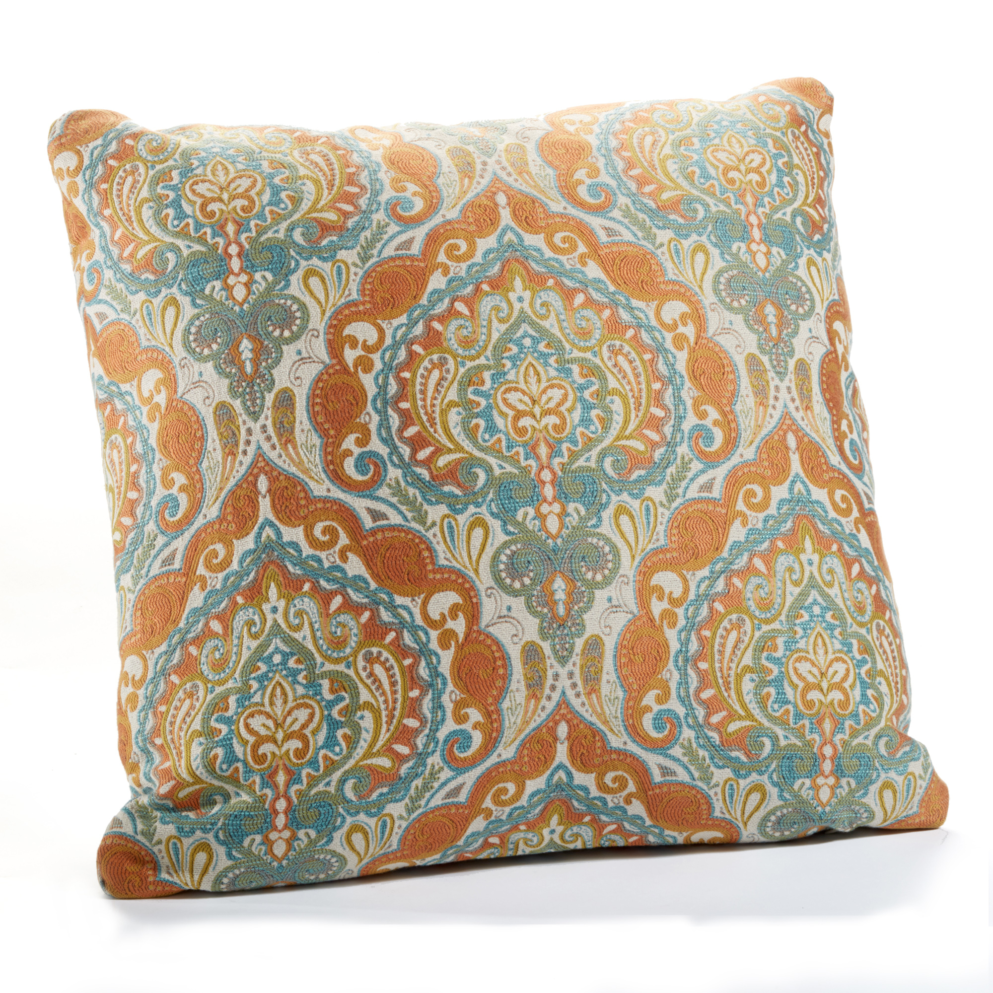Throw Pillows Home : Miramar Medallion Pillow Gump s