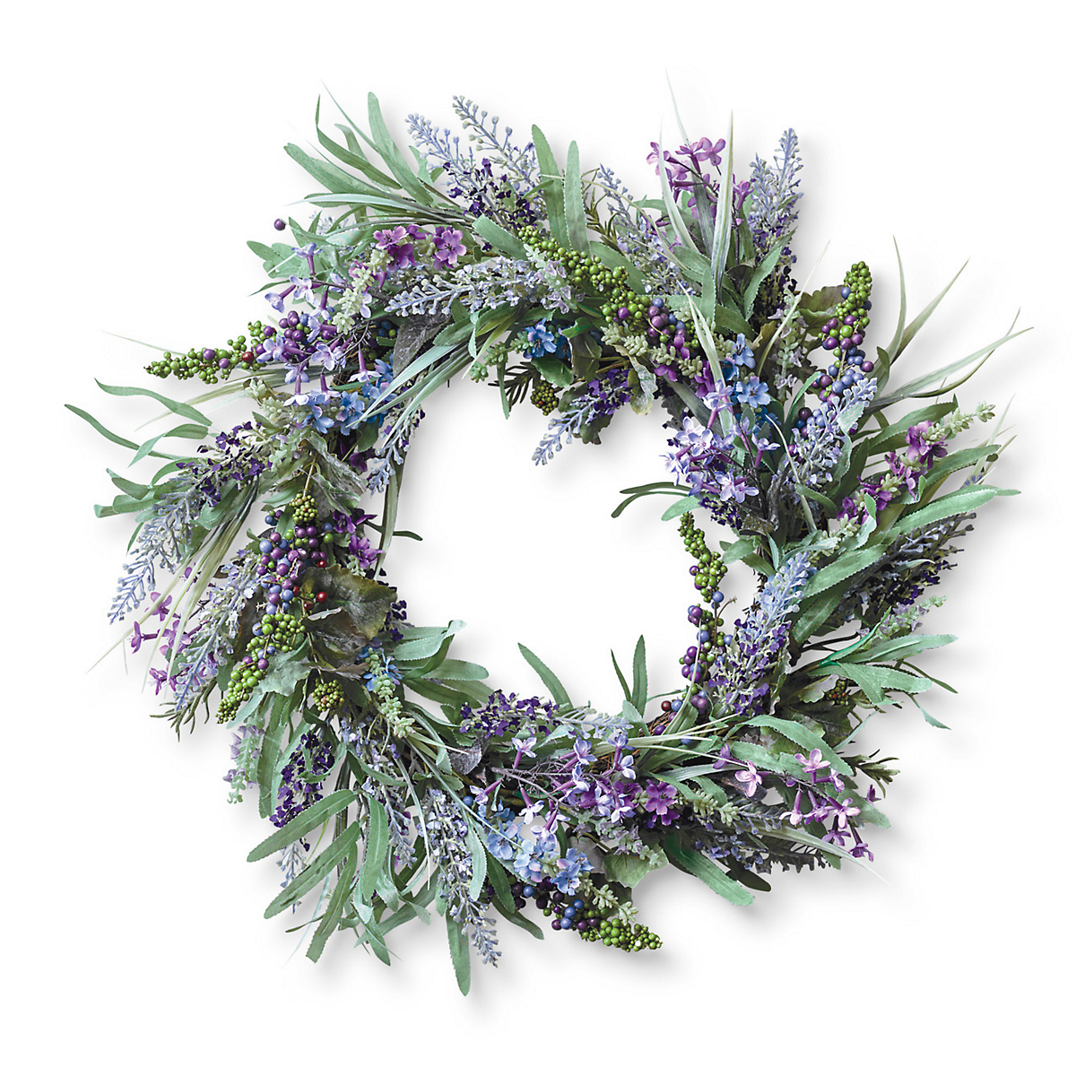 Provence Lavender Wreath