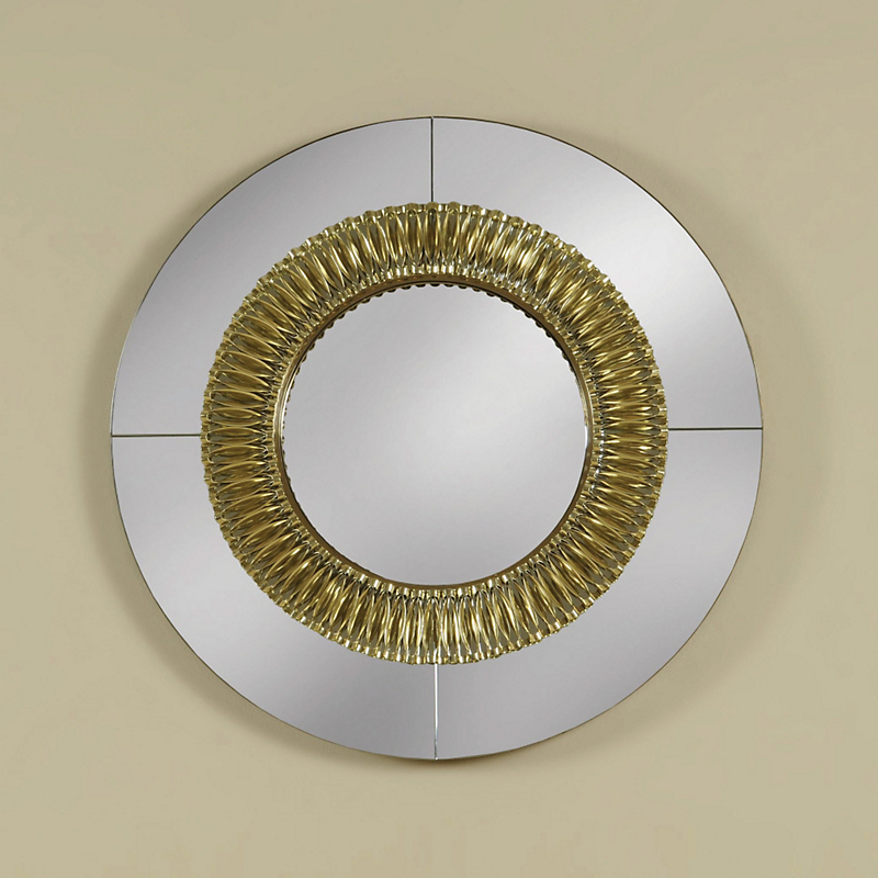 Brass Ring Mirror