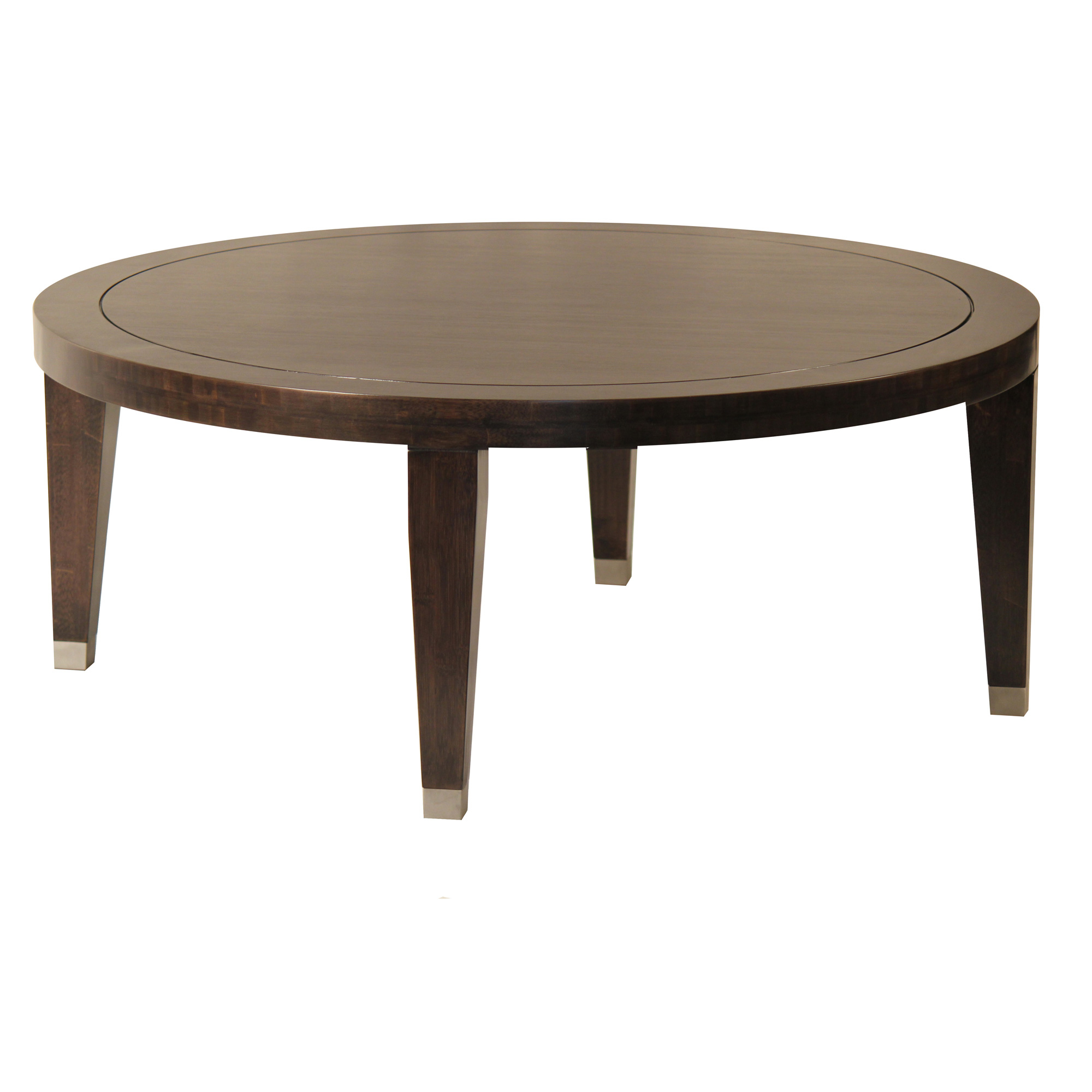 Maria Yee Calistoga Round Cocktail Table