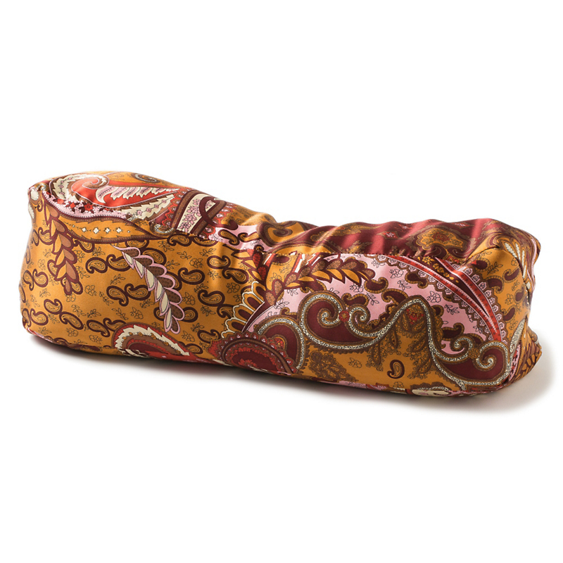 Elizabeth W Paisley Neck Pillow